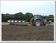 Agricultural Contractors - Cultivations and Drilling Yorkshire