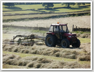 Agricultural Contractors - Haylage Yorkshire